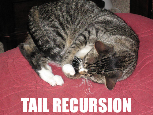 tail-recursion