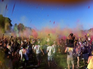 Holi Open Air - 3rd Countdown